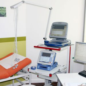Kardiologische Gemeinschaftspraxis in Rostock.